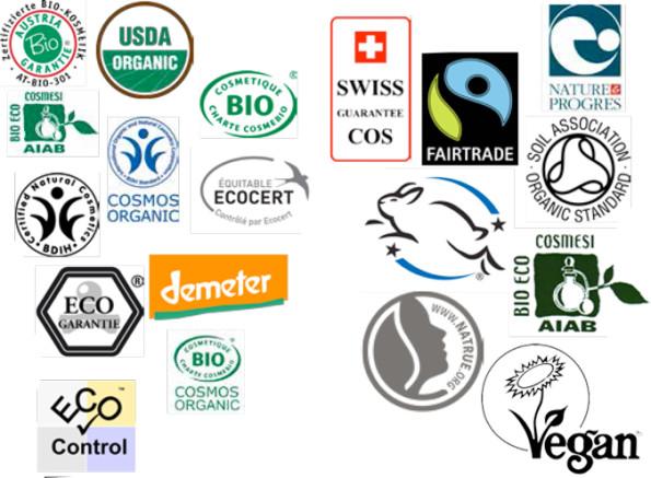 testes com animais - selos de produtos eticamente corretos