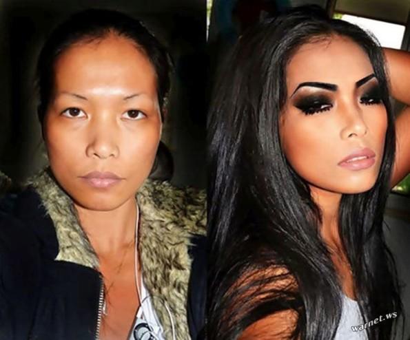 visagismo maquiagem ousada