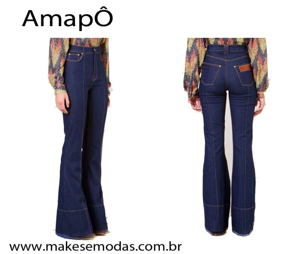calça flleramapo amapô makes e modas