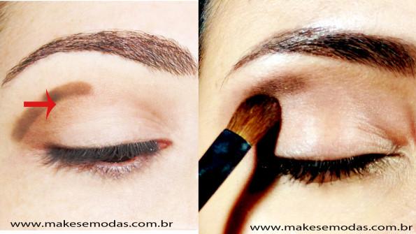 problemas ao se maquiar - côncavo