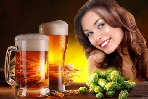 uso da cerveja em cosméticos e estética 01