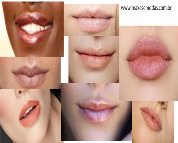 bocas nudes