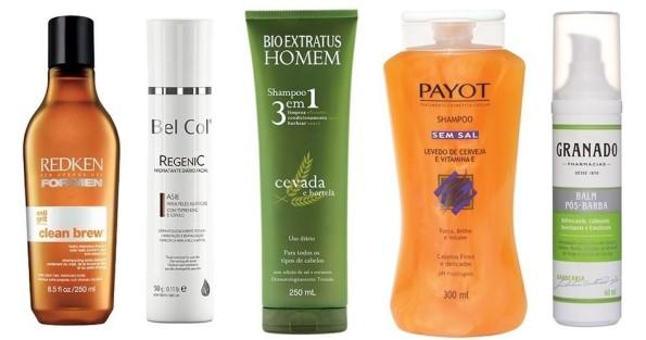produtos - uso da cerveja em cosméticos e estética