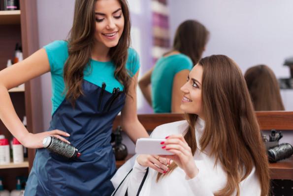 falar a linguagem do cliente - makes e modas