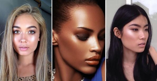 Strobing-makeup-tendencia